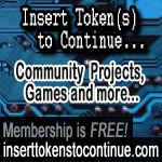 Insert Token(s) to Continue...